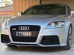 Audi TTRS (2010) - Multi-Fit Brackets without covers