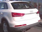 Rear Bracket - Audi Q3 - 2012 to present