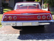Rear Bracket - Chevrolet Belair - 1962