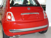 Rear Bracket - FIAT 500 - 2007 to present
