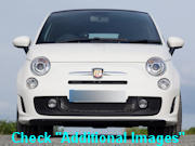 Front Bracket - FIAT 500 Abarth - 2008 to present