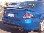Rear Bracket - Ford Falcon FGII Sedan - 2012 -