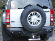 Rear Bracket - Hummer H3 - 2005 to present