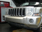 Front Bracket - Jeep Commander XK/XH - 2005 on