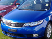 Front Bracket - Kia Cerato Hatch - 2010 -