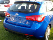 Rear Bracket - Kia Cerato Hatch - 2010 -