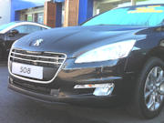 Front Bracket - Peugeot 508 All Body Styles - 2012 -