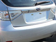 Rear Bracket - Subaru Impreza Hatch - 2007 - present