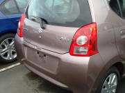 Rear Bracket - Suzuki Alto - 2009 -