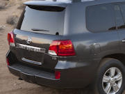 Rear Bracket - Toyota Landcruiser 200 - 2012 -