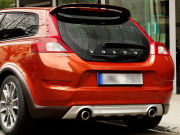 Rear Bracket - Volvo C30 - 2010 -